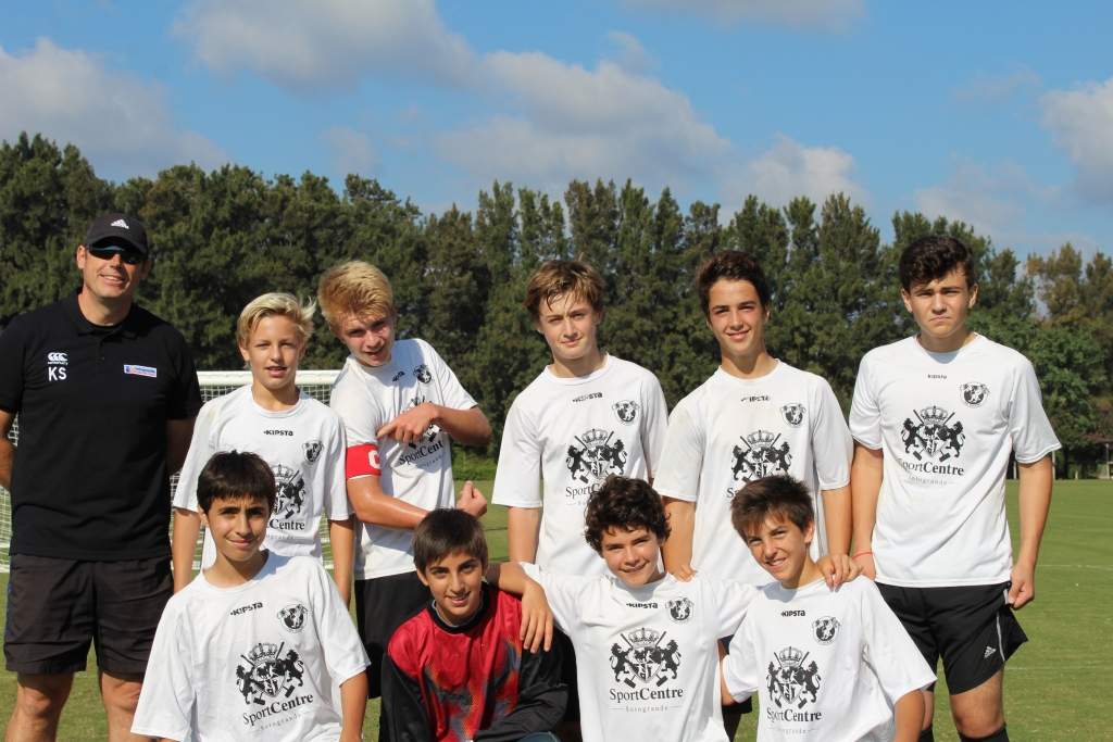 Half Term Football Camp (October 29th - 2nd November)
