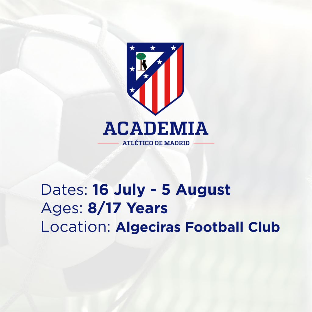 Atlético de Madrid Football Camp