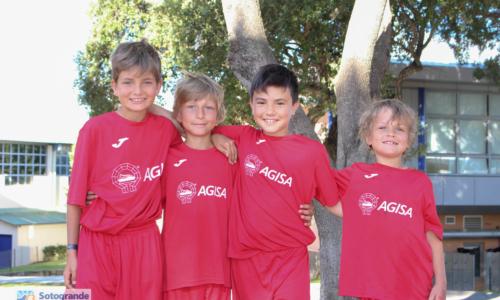 Sotogrande International School 6. Football