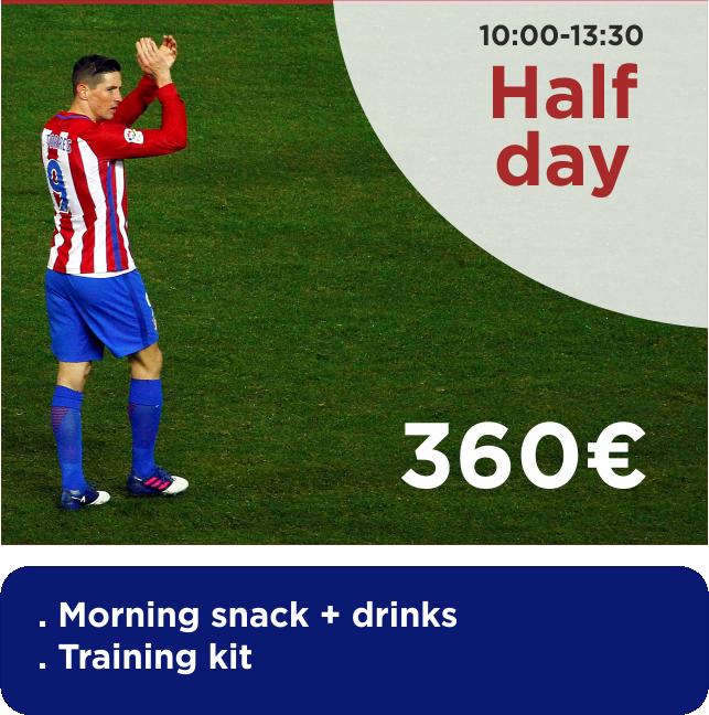 Atlético de Madrid Football Camp