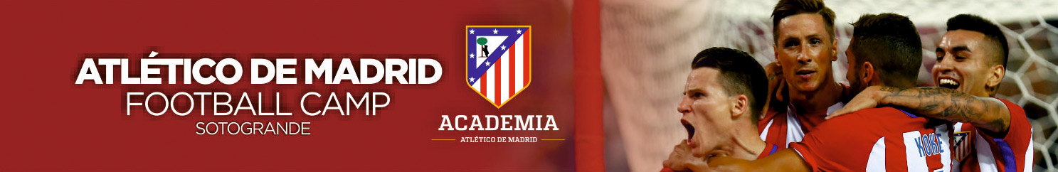 Atlético de Madrid Football Camp - ATM Coaches