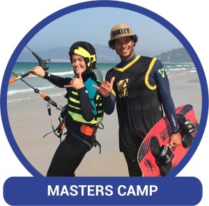 Masters camp
