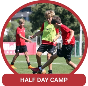 HALF DAY CAMP
